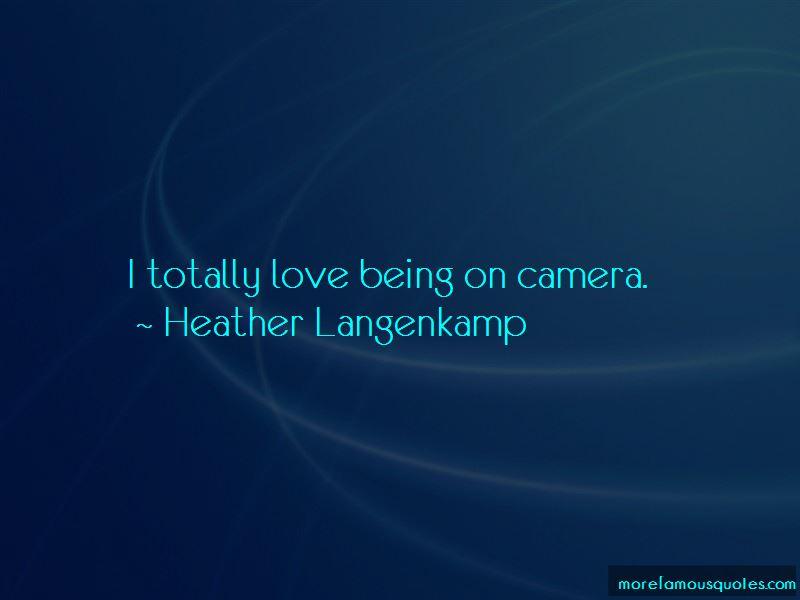 Heather Langenkamp Quotes Pictures 2