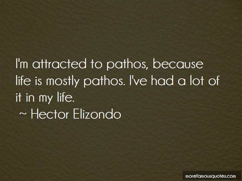 Hector Elizondo Quotes Pictures 4