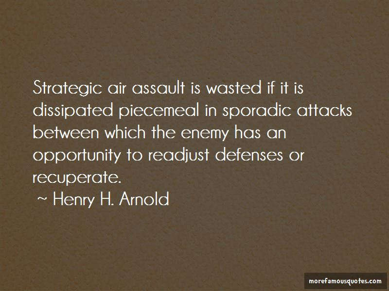 Henry H. Arnold Quotes Pictures 2