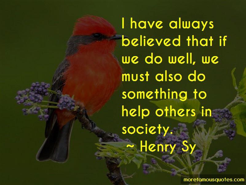 henry sy essay