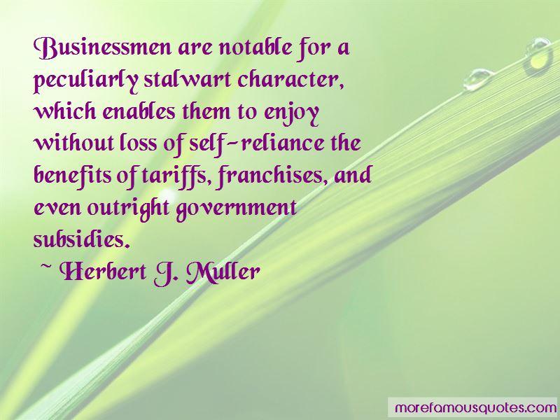 Herbert J. Muller Quotes Pictures 3