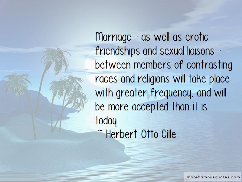 Herbert Otto Gille Quotes Pictures 4