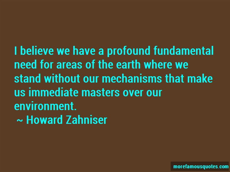 Howard Zahniser Quotes Pictures 2