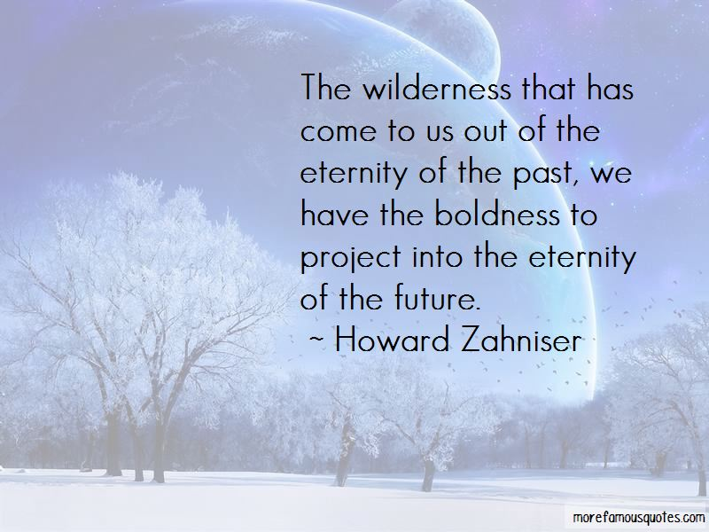 Howard Zahniser Quotes