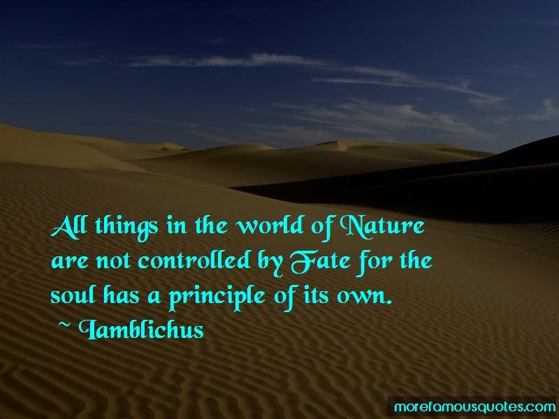 Iamblichus Quotes Pictures 3