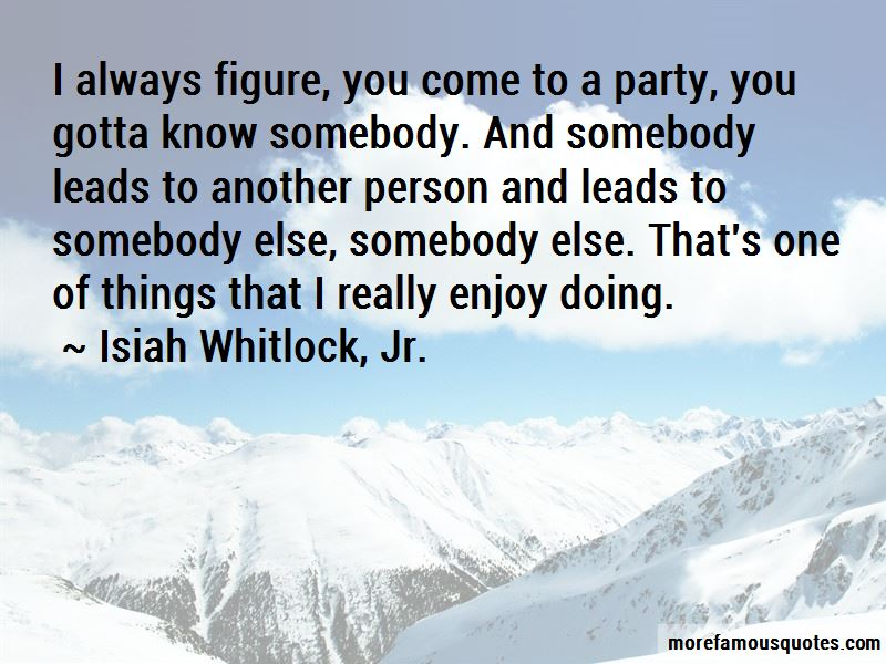 Isiah Whitlock, Jr. Quotes Pictures 2