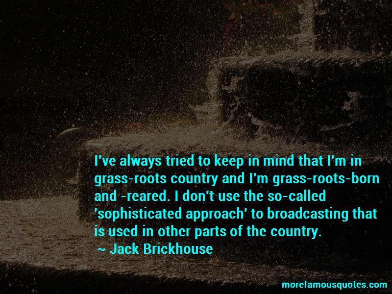 Jack Brickhouse Quotes Pictures 2