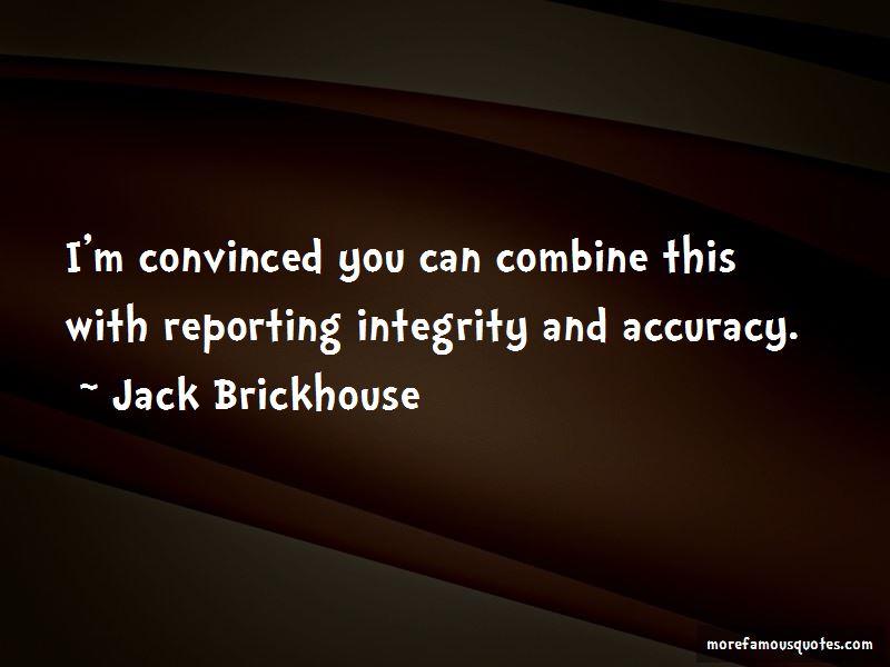 Jack Brickhouse Quotes Pictures 4