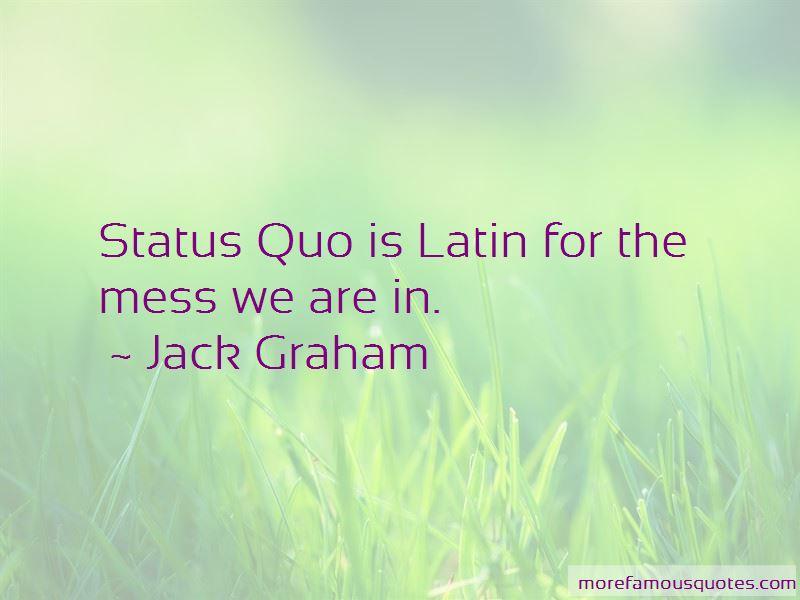 Jack Graham Quotes