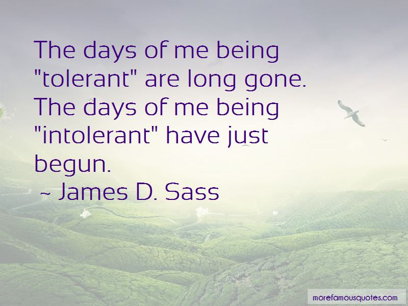 James D. Sass Quotes Pictures 3