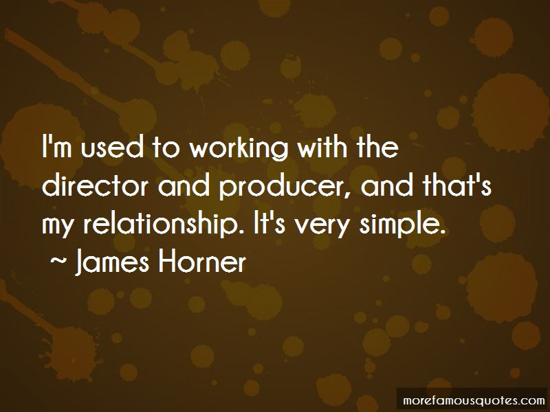 James Horner Quotes Pictures 3