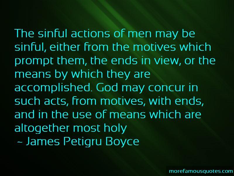 James Petigru Boyce Quotes