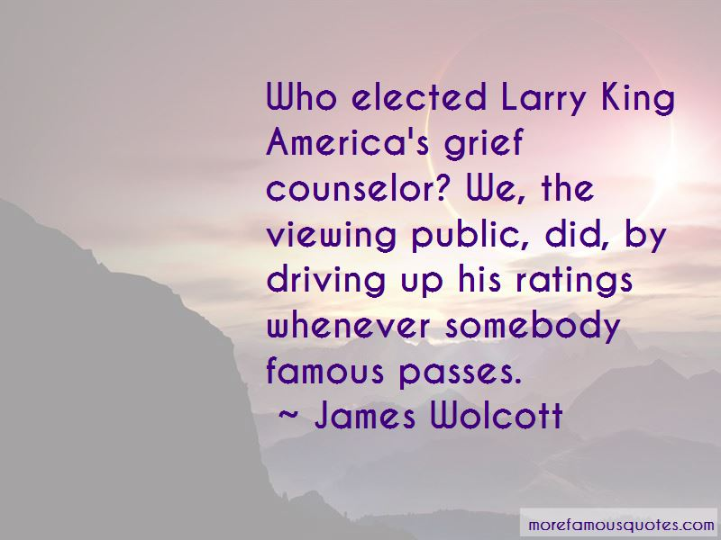 James Wolcott Quotes Pictures 4
