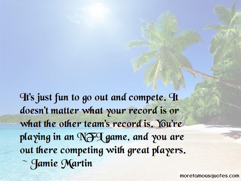 Jamie Martin Quotes Pictures 2