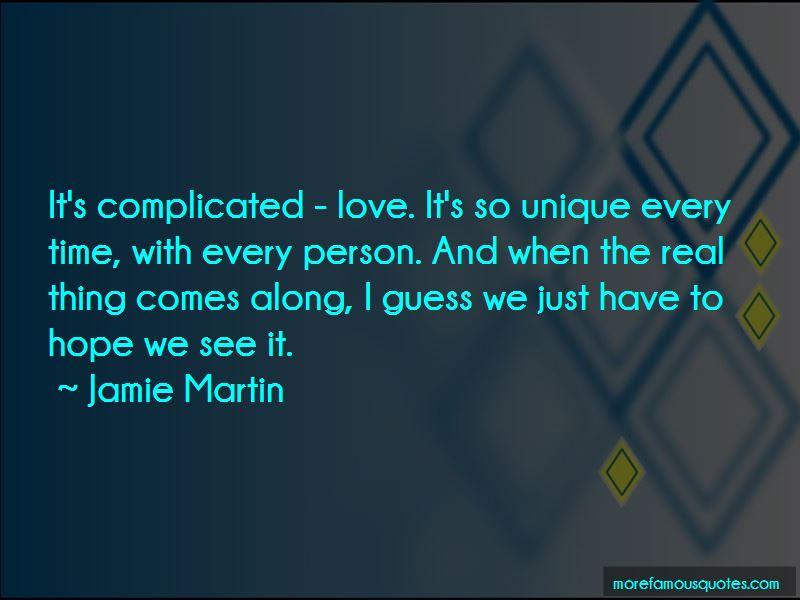 Jamie Martin Quotes Pictures 3
