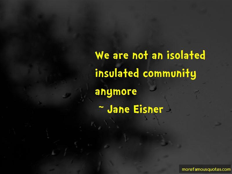 Jane Eisner Quotes Pictures 2