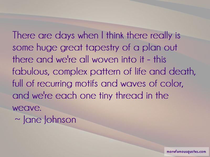Jane Johnson Quotes