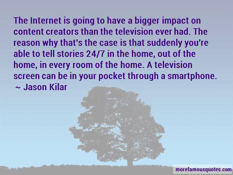 Jason Kilar Quotes