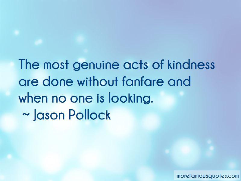 Jason Pollock Quotes