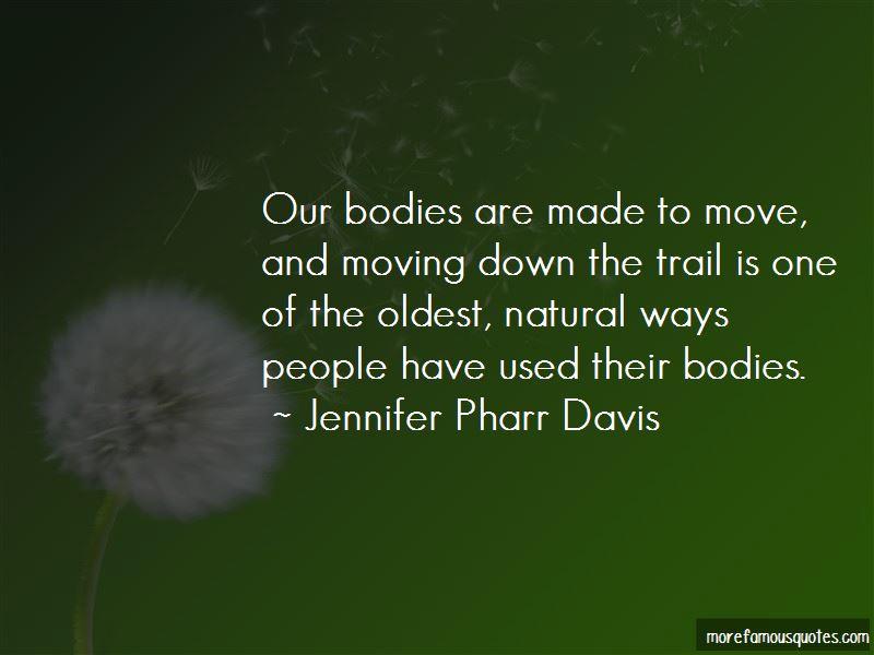 Jennifer Pharr Davis Quotes Pictures 3