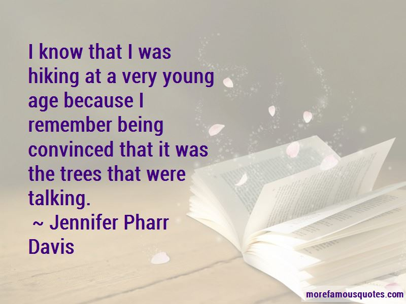 Jennifer Pharr Davis Quotes Pictures 4
