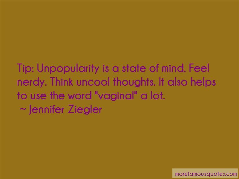 Jennifer Ziegler Quotes Pictures 3