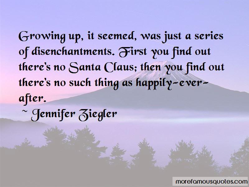 Jennifer Ziegler Quotes Pictures 4