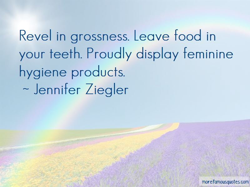 Jennifer Ziegler Quotes