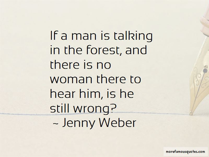 Jenny Weber Quotes Pictures 2