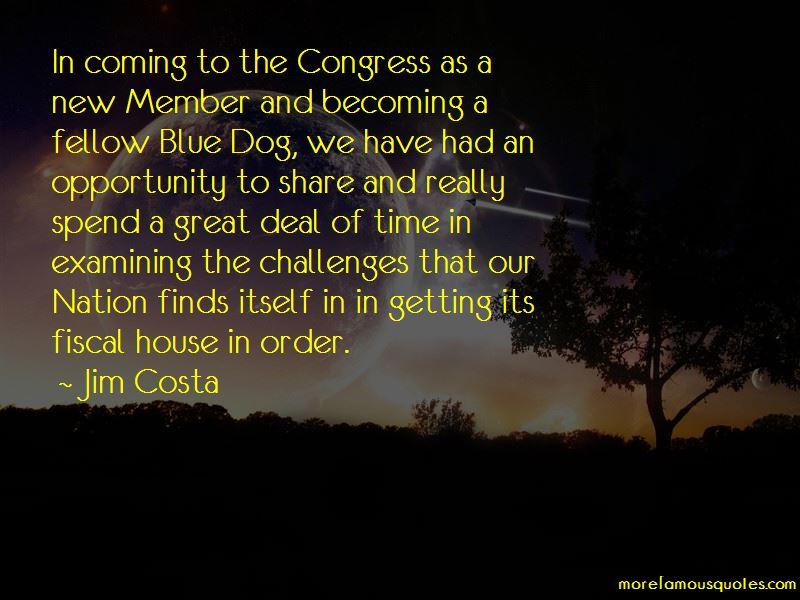 Jim Costa Quotes Pictures 3