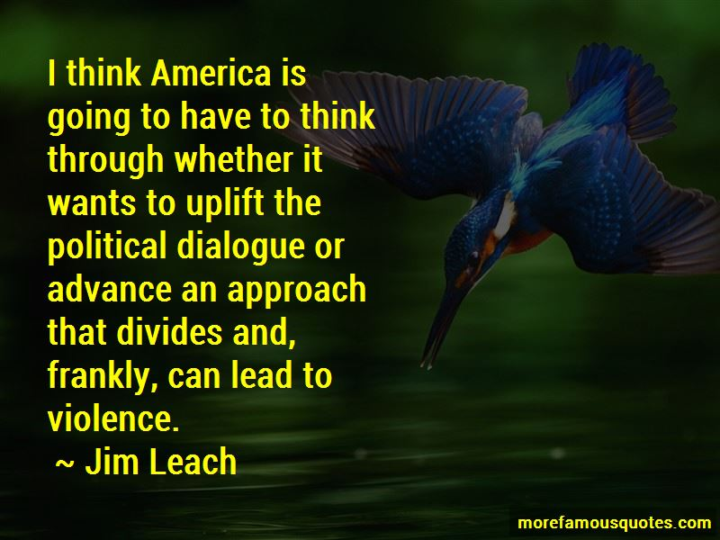 Jim Leach Quotes Pictures 3