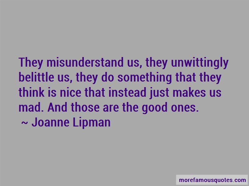 Joanne Lipman Quotes
