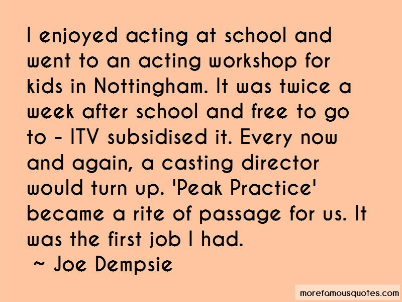 Joe Dempsie Quotes Pictures 2