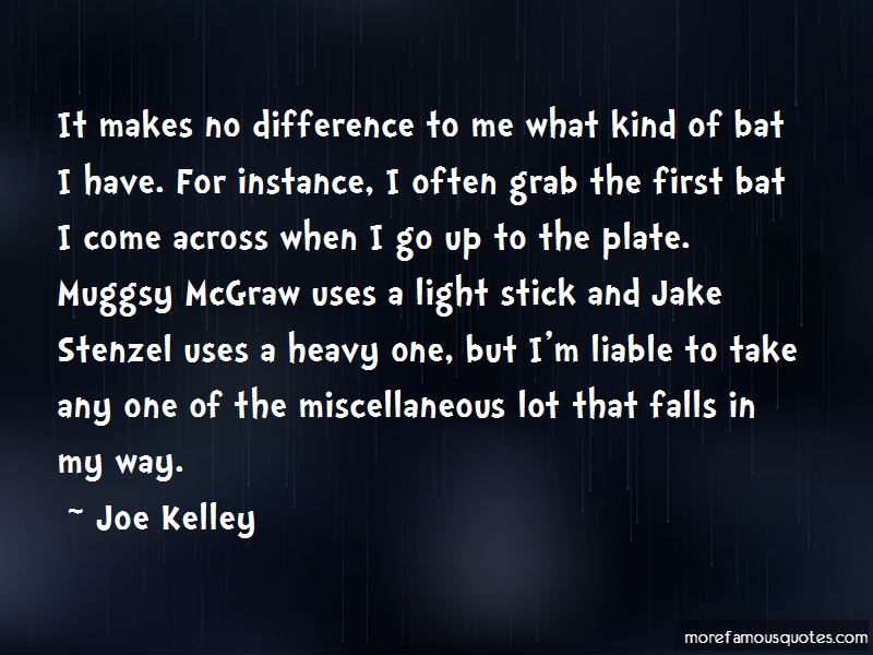Joe Kelley Quotes Pictures 3