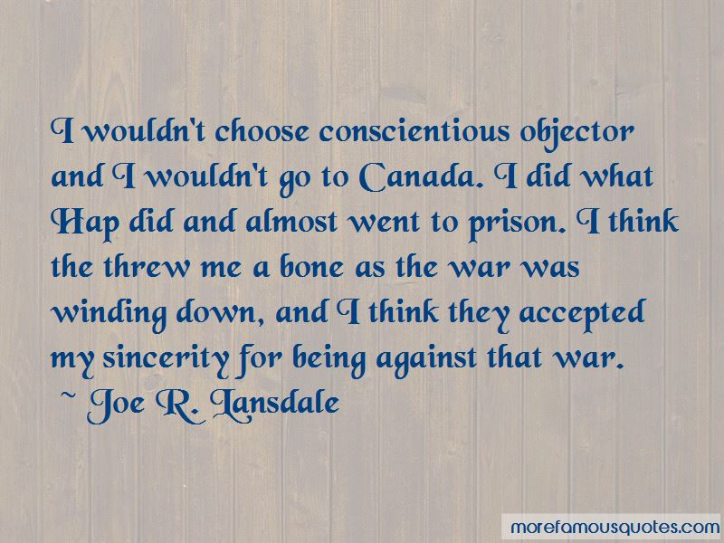 Joe R. Lansdale Quotes Pictures 4