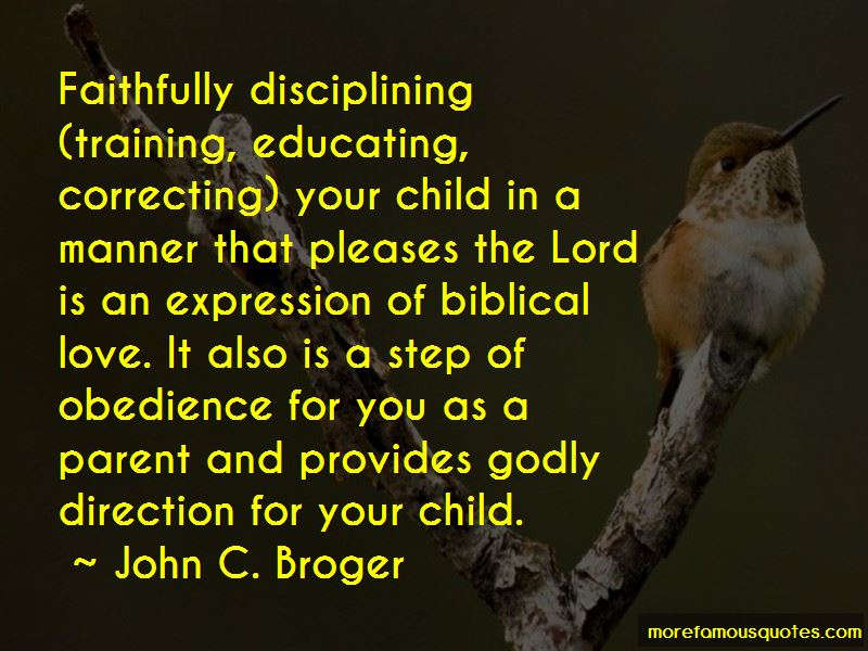 John C. Broger Quotes Pictures 3