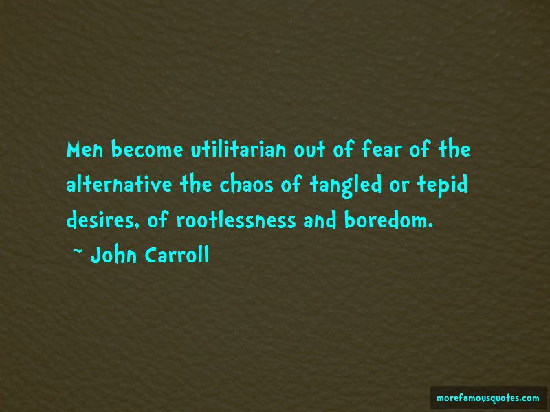 John Carroll Quotes Pictures 4