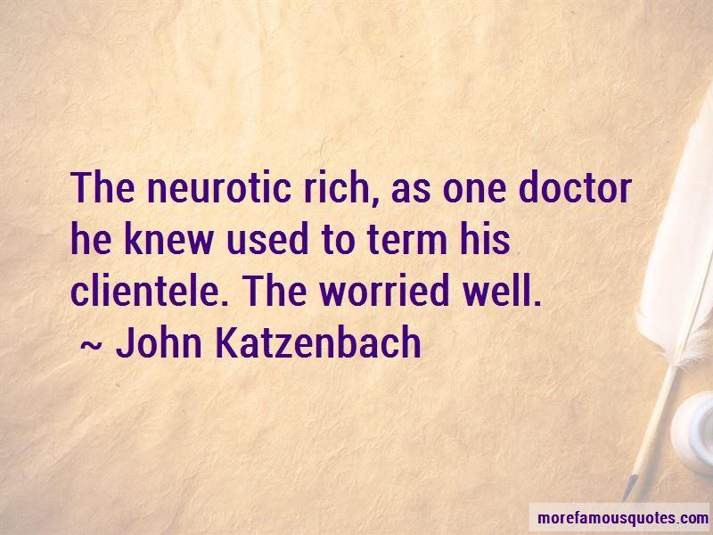 John Katzenbach Quotes