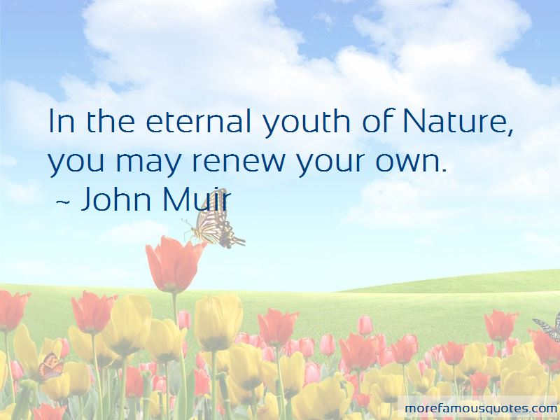 John Muir Quotes Pictures 3