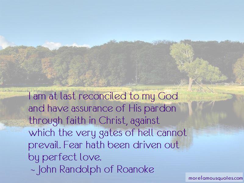 John Randolph Of Roanoke Quotes Pictures 2