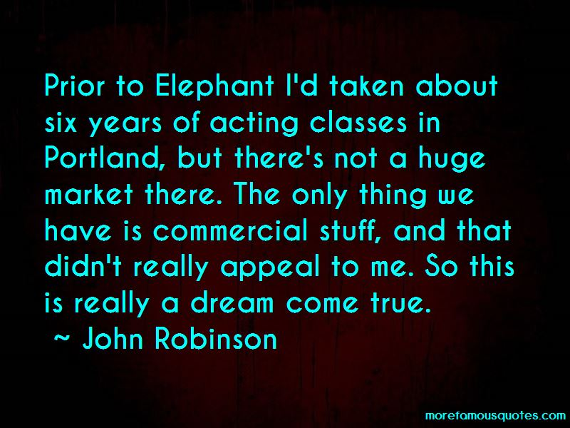 John Robinson Quotes Pictures 2