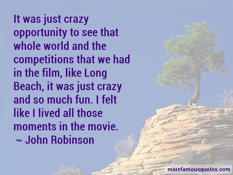 John Robinson Quotes Pictures 3