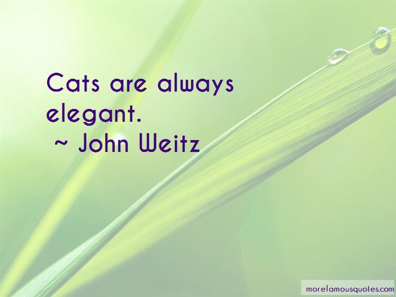 John Weitz Quotes