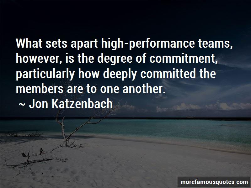 Jon Katzenbach Quotes Pictures 3