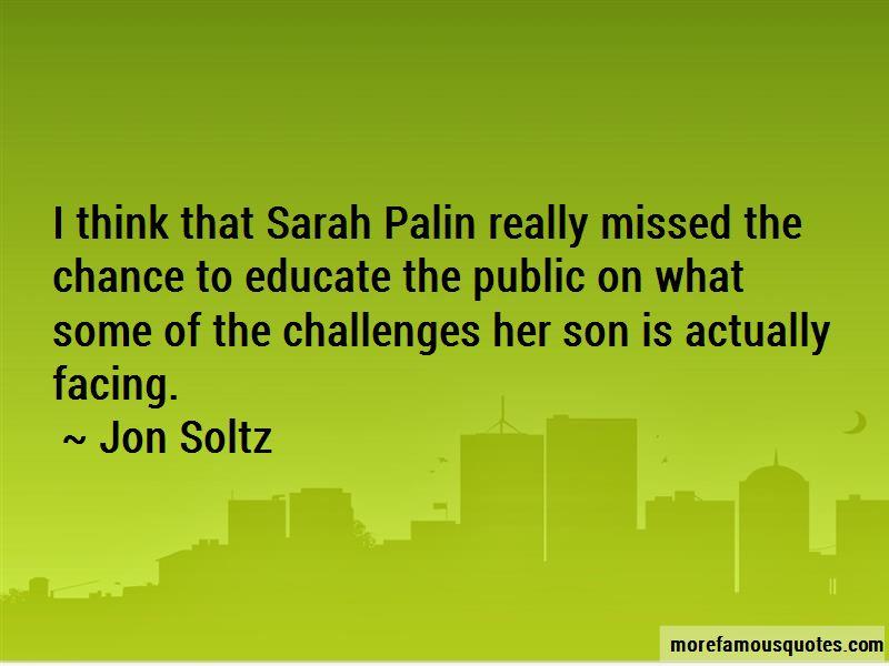 Jon Soltz Quotes Pictures 3