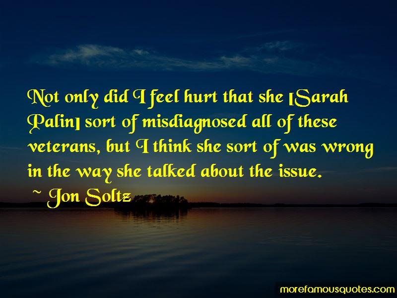 Jon Soltz Quotes Pictures 4