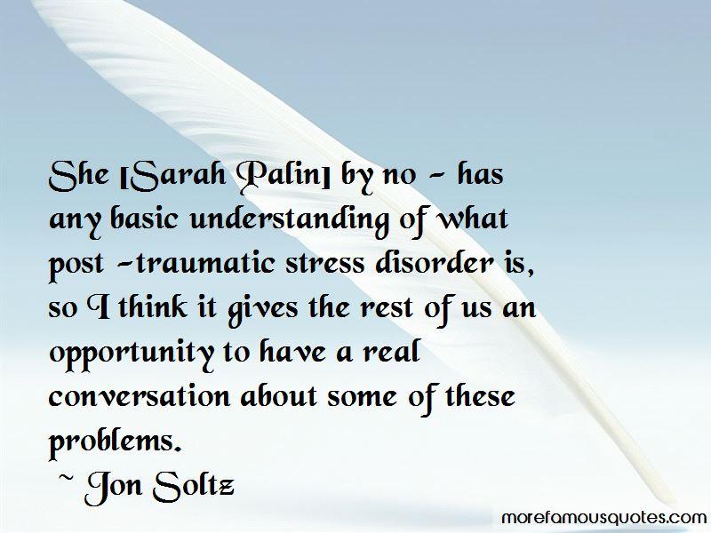 Jon Soltz Quotes