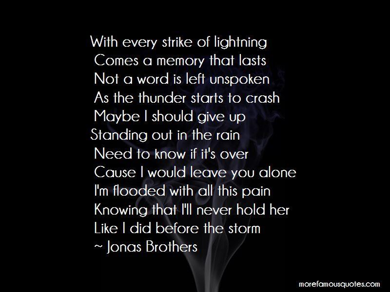 Jonas Brothers Quotes