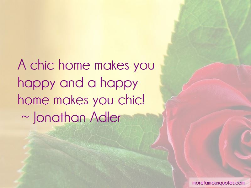 Jonathan Adler Quotes