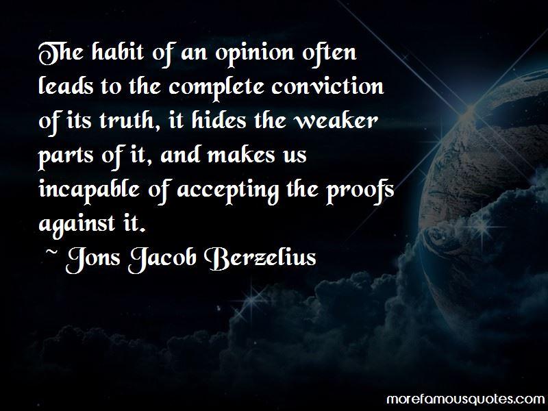 Jons Jacob Berzelius Quotes Pictures 3